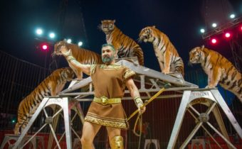 il Circo Togni in Russia