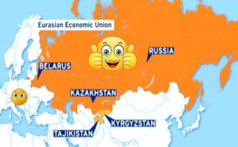 Russia,Bielorussia,Kazakistan,Tajikistan,Kyrgystan