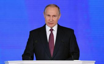 Putin all'Assemblea federale