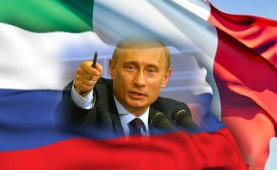"""Il presidente Vladimir Putin: """"Le riserve per una crescita economica sono ben lungi dall'essere esaurite"""""""