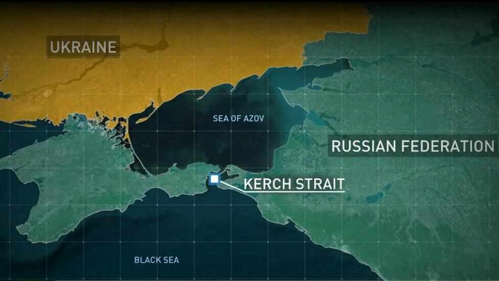 Mosca risponderà alle sanzioni che la UE ha imposto dopo i fatti nello Stretto di Kerch…Nella blacklist di Kiev anche noti artisti Italiani, e in precedenza politici italiani