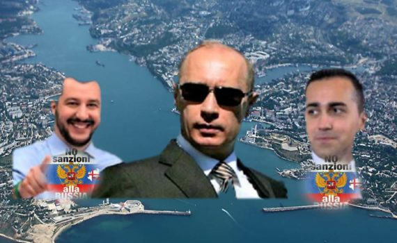 Il consigliere della Regione Veneto Stefano Valdegamberi: l'Italia in Crimea a causa delle sanzioni ha le mani legate.