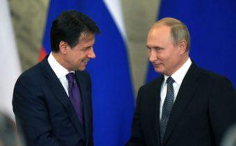 È prevista per l'estate 2019 la visita in Italia di Vladimir Putin.