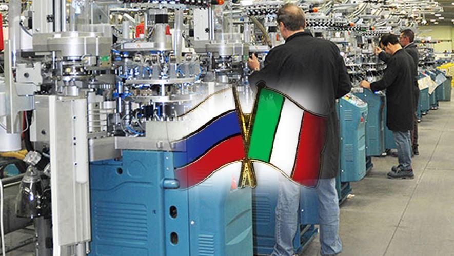 • Macchine utensili, cresce l'export italiano in Russia.