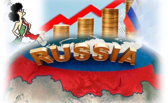Economia, Russa sorpasserà la Germania nel 2020