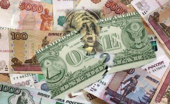 Rublo in crescita grazie agli stranieri.
