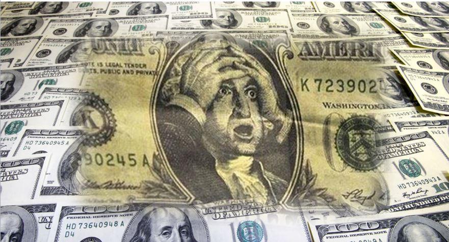 il dollaro americano viene dichiarato il principale criminale del sistema finanziario mondiale.
