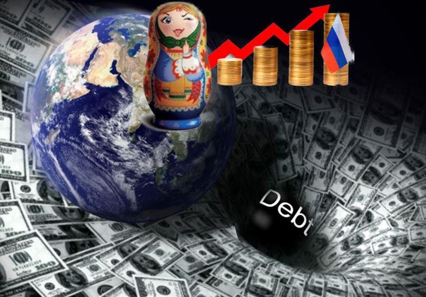 """Mentre la Banca Mondiale lancia l'allarme sul debito dei Paesi emergenti la Russia """"dorme sonni tranquilli"""""""