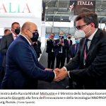 Italia-Russia, positivo il primo semestre 2021: l'export registra un crescita del +6%