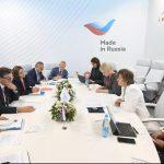 """Italia e Russia: """"corridoio digitale verde"""" per il commercio bilaterale."""