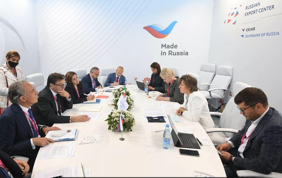 accordo Italia Russia per agevolare i rapporti di mercato